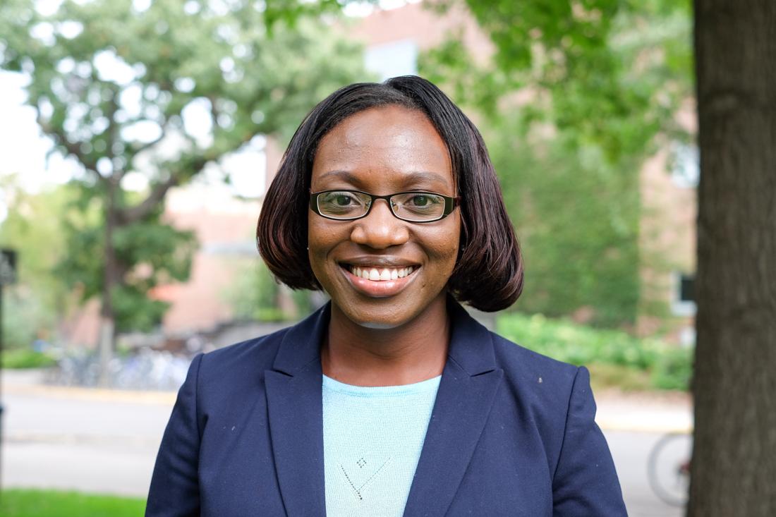 Evelyn Davies-Venn: From McNair Scholar to UProfessor