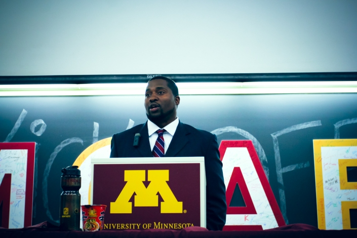 OED Assistant Vice President Shakeer Abdullah