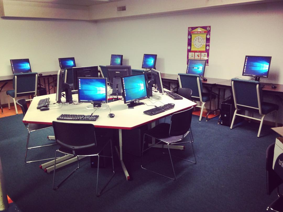 BCED Installs Computer Labs at Local Churches and Community Centers