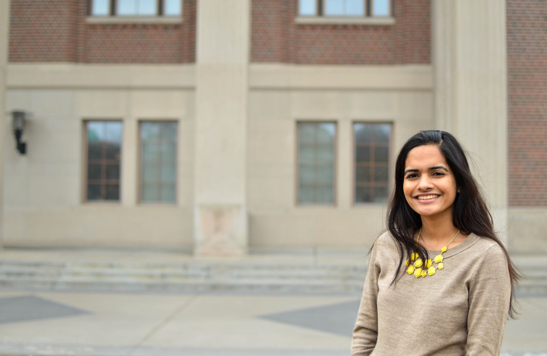 In Their Own Words: Women's History Month Spotlight (SimranMishra)